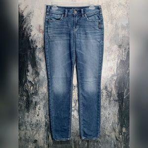 Joga skinny stretch jeans by Silver AIKO
